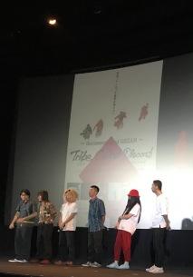 GEZAN初のドキュメンタリー映画5日連続劇場イベントレポート