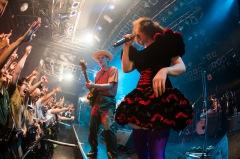 EGO-WRAPPIN'、夏の恒例ワンマン「Dance, Dance, Dance」今年の開催日程発表