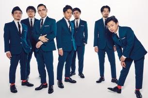 在日ファンク、ホール公演を含む東名阪ワンマンツアー「おかんむりパワーツアー」開催決定