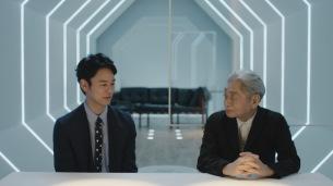 【サッポロ生ビール黒ラベル】大人エレベーター新CMに細野晴臣が出演