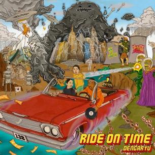 田我流、7年ぶりのアルバム『Ride On Time』が2LP化