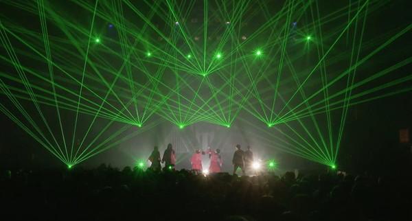 EMPiRE、BLITZライヴよりニューシングル「SUCCESS STORY」の映像を公開