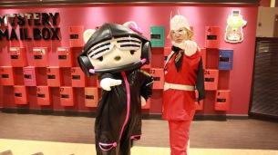 DJシャアザー&DJ Hello Kitty、一夜限りの夢の競演「ガンダムvsハローキティDJナイト」公式レポート