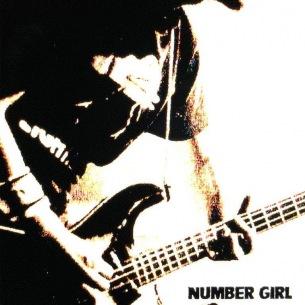 NUMBER GIRL、LIVE ALBUM『感電の記憶』本日発売&CMタイアップOA