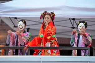 残テが新宿に鳴り響く 高橋洋子スペシャルイベントをレポート