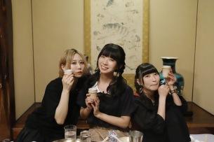 『古川未鈴と古畑奈和のいにしえ乙女酒』ゲストにでんぱ組.inc 藤咲彩音登場 番組Blu-rayも発売決定