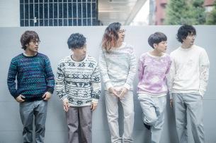 CRCK/LCKS、1stフルアルバムを10月に発売 リリースツアー・ファイナルはO-EAST