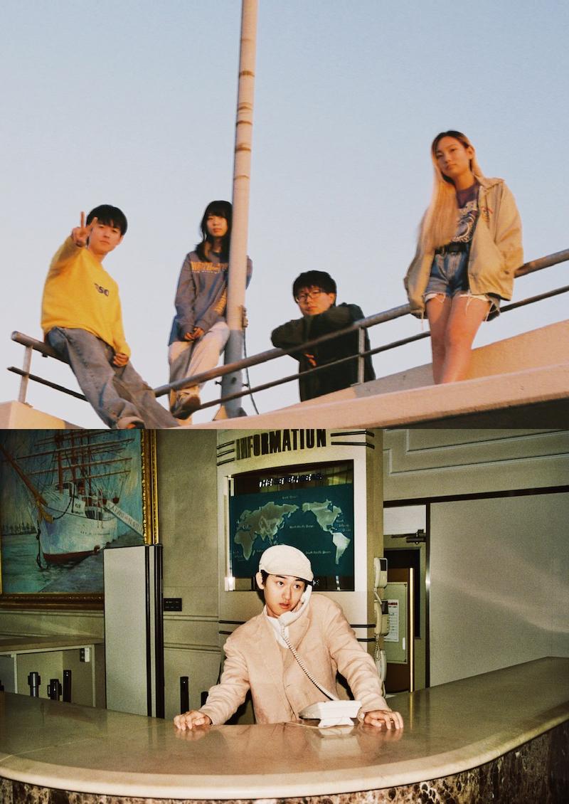 NITRODAY×betcover!! ダブルレコ発スプリットツアー「エノシマックスツアー」決定