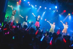 神宿、渋谷クアトロ完売「何度でも帰ってきたいと思ってもらえる存在に」