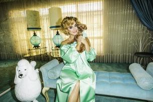 ケイティ・ペリー、最新シングルMVで愛犬が初作品デビュー