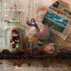 ミッキー吉野51周年 初のベスト盤10/23発売