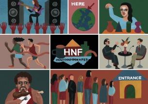 スチャ、ペトロールズ、CHAI、WONKら出演 一日限りの都市型フェス(HNF)開催決定