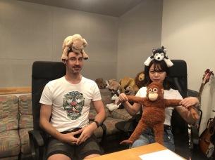 山﨑彩音が英語を学んで海外を目指す番組『ENGLISH BABY』9/8からスタート