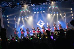 ギャンパレ、全国ツアー初日に「LOVE COMMUNICATION」初披露-オフィシャル・レポート