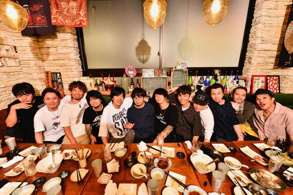 〈NANA-IRO ELECTRIC TOUR 2019〉出演者決起集会 & コメント映像公開