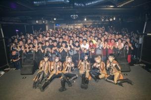 BiSH、4年ぶり渋谷O-nestで当時の再現と最新曲を織り交ぜたパフォーマンスを披露