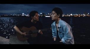 折坂悠太、イ・ランの2人によるカヴァーセッション映像が公開