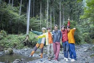 「CUBERSの2泊3日いいね❤キャンプ生活」が1泊延長、フィナーレとして10/3新宿マルイメンにてイベント開催