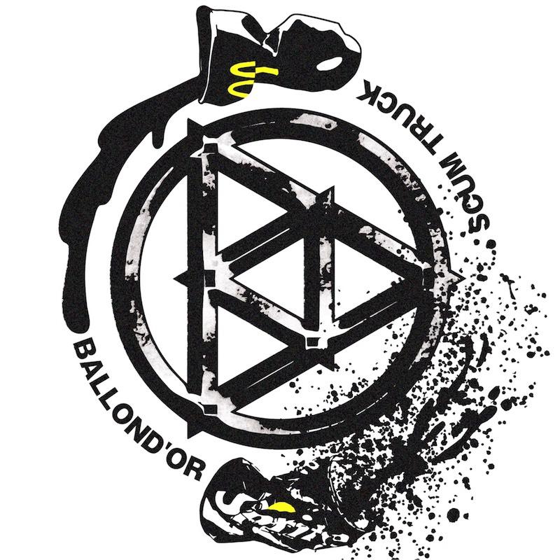 BALLOND'OR、Newシングル「SCUM TRUCK」10/11配信リリース