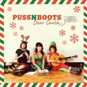 ノラ・ジョーンズによるガールズ・ユニット=プスンブーツからクリスマスプレゼント