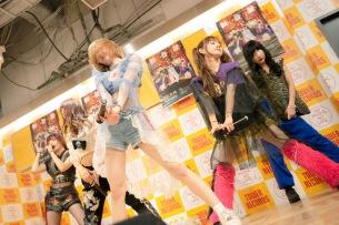 ZOC、2ndシングル発売記念イベント@タワーレコード新宿店オフィシャル・レポート