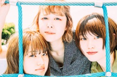 Lucie,Too、1stEP『CHIME』発売決定&東名阪レコ発ツアー開催