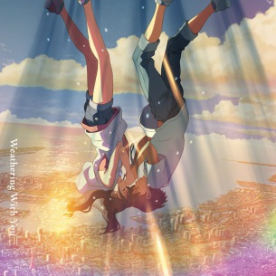RADWIMPS、『天気の子』主題歌5曲のfull ver.収録した11/27発売『天気の子 complete version』詳細決定
