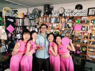 CHAIが出演したアメリカNPR Music人気プログラム動画が公開