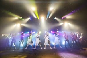 TEAM SHACHI、改名1周年ワンマン初演にて2020年春ツアー開催を発表