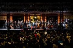 ジャーメイン・ジャクソンら豪華アーティストとフルオーケストラが世界遺産・薬師寺で共演
