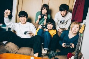 ネクライトーキー、メジャーデビューアルバム『ZOO!!』1月29日リリース決定