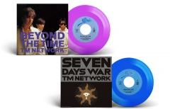 TM NETWORK、大ヒットシングル2タイトルが待望の7インチ化