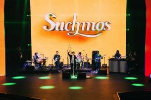 Suchmos、台湾のミュージック・アワードで圧巻のライブパフォーマンス