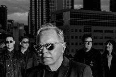 New Order来日公演に中国のインディーバンドStolenと石野卓球が追加出演決定