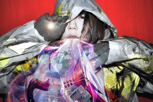 DJ後藤まりこ、12月発売の1st ALBUMより「ねばーえんでぃんぐすとーり」MV解禁