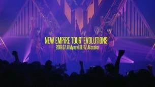 EMPiRE、BLITZ公演ダイジェスト映像を公開