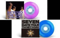 TM NETWORK、大ヒットシングル2タイトルを7インチ・アナログリリース
