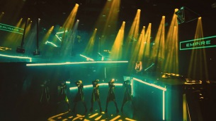 EMPiRE、ニューアルバムの世界観を表現する期間限定映像を12月12日22時プレミア公開