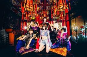 ZOC、初のZeppツアー開催決定!9月のZepp Tokyoワンマン映像で構成する新MVも公開