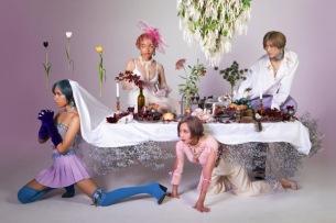 女王蜂、前作から約9か月で新作アルバム『BL』発売