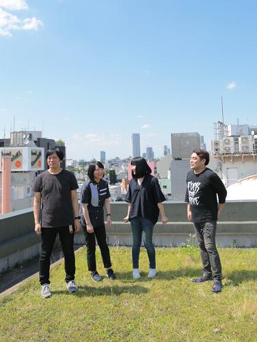 THIS IS JAPAN、全国ツアー対バンにyEAN、錯乱前戦、Slimcatらが出演
