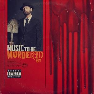 エミネム、新作『Music To Be Murdered By』サプライズ・リリース