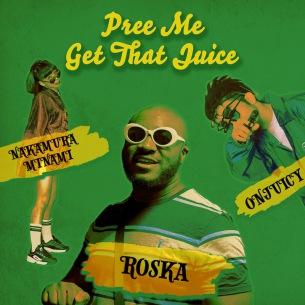 Roska、なかむらみなみとONJUICYを迎えスプリットシングル・リリース