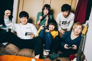 ネクライトーキー、メジャーデビューAL発売日にYouTube配信決定