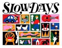 〈SLOW DAYS〉第2弾にTENDRE、東郷清丸、羊文学、DENIMS、Homecomings、Cody・Lee(李)の6組発表