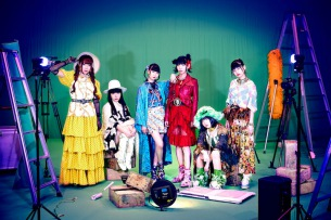でんぱ組.inc、「愛」「ファミリー」がテーマの最新アルバムを4/15に発売