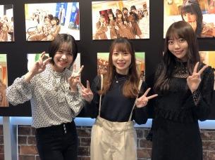 SKE48 高柳明音〈ちゅりかめら展 IN WONDER PHOTO SHOP〉原宿で開催