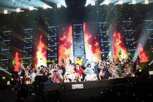 でんぱ組.inc、3/25発売LIVE Blu-ray/DVD「幕張ジャンボリーコンサート」ダイジェスト映像公開