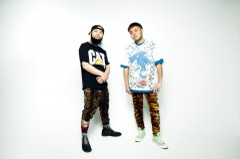 サイプレス上野とロベルト吉野が新作EPのジャケットを公開