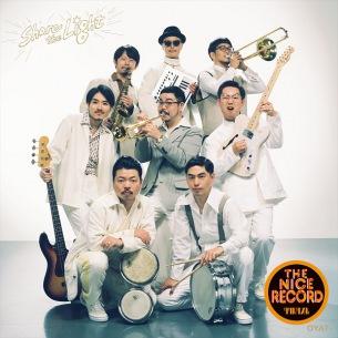 思い出野郎Aチーム、3rdアルバム『Share the Light』をLPでリリース